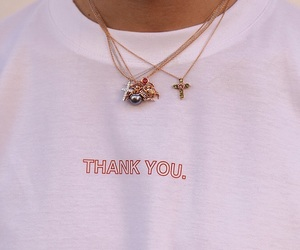 aesthetic, style, and necklace image