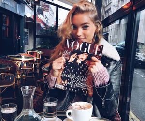 vogue, model, and elsa hosk image
