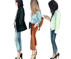 heels, streetstyle, and ootd image
