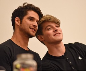 teen wolf, tyler posey, and froy image