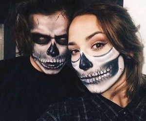 Halloween, Harry Styles, and one direction image
