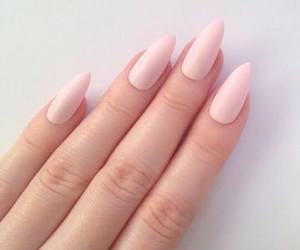 baby, pink, and nails image