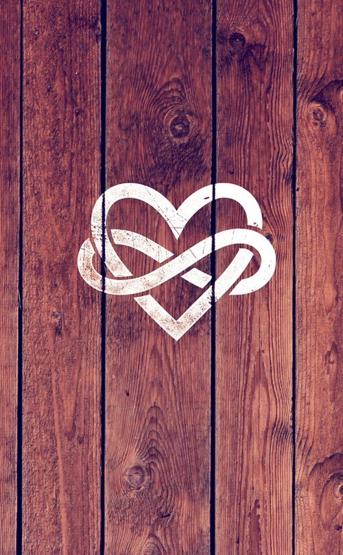 heart, infinity, and love image