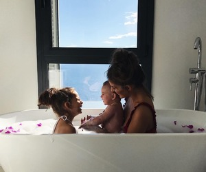 love, daughter, and girl image