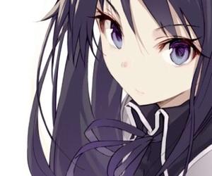 anime, anime girl, and madoka magica image