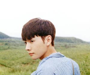 background, wallpaper, and kim jinwoo image