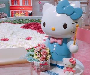 fancy, HelloKitty, and japan image