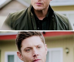 actor, dean winchester, and handsome image