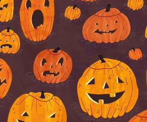 Halloween, october, and pattern image