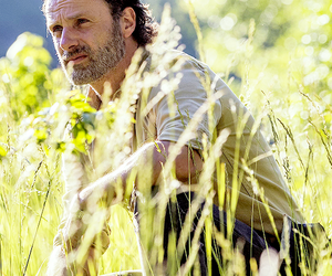 walking dead, the walking dead, and andrew lincoln image