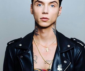 andy biersack, andy, and biersack image