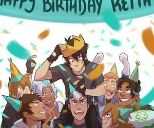 hunk, keith, and lance image