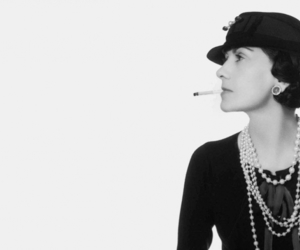 coco chanel, chanel, and coco image