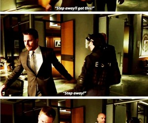 arrow, entertainment, and funny image