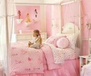 decoracion, habitacion, and pink image