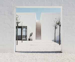 architecture, minimalism, and white image