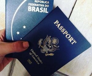dupla, passaporte, and agora vou image