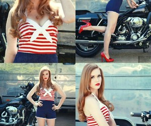beauty, holland roden, and teen wolf image