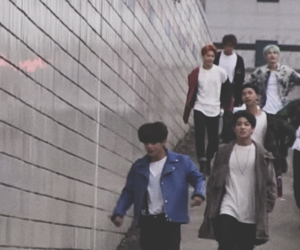 headers, run, and jhope image