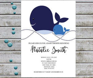 etsy, invitation template, and baby boy shower image