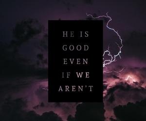 faith, god, and good image
