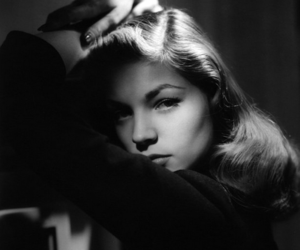 40s, black and white, and film noir image