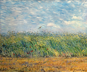 art, impressionism, and van gogh image