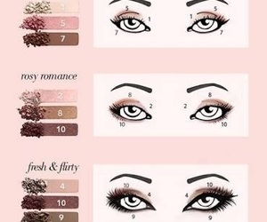 eyes, inspo, and make up image
