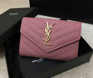 beauty, purse, and cosmetics image