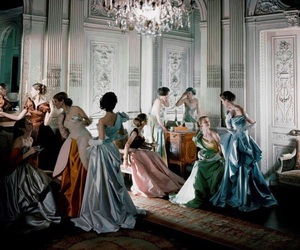 cecil beaton, models, and vintage image
