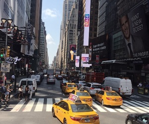 colour, newyork, and tour image