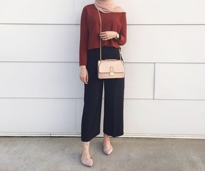 arab, bag, and blogger image