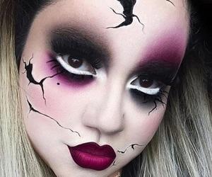 dia de muertos, makeup, and halloween costumes image