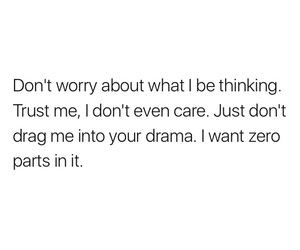 drama, quote, and quotes image