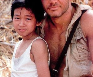 actors, harrison ford, and Indiana Jones image