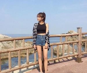 korean, asian, and fashion image