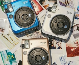 film, photography, and instax mini image