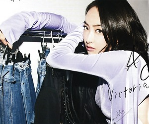 victoria song and song qian image