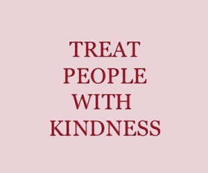 Harry Styles, pink, and kindness image