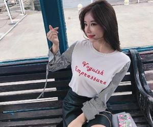 korean, tumblr, and ulzzang image