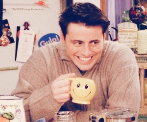 friends, Joey, and smile image