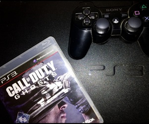 ghosts, ps3, and callofduty image