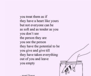 rupi kaur and quotes image