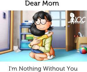 mom, quotes, and something to say image