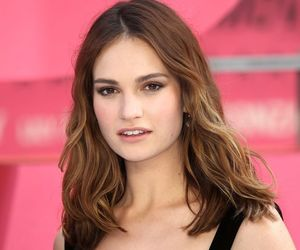 lily james image