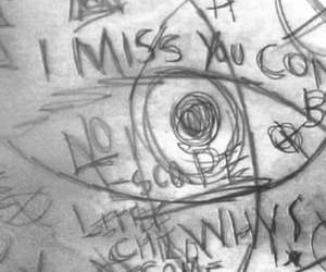 madness and crazy eye image