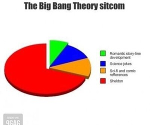 the big bang theory, sheldon, and big bang theory image