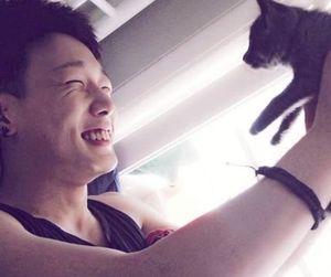 bobby, cat, and Ikon image