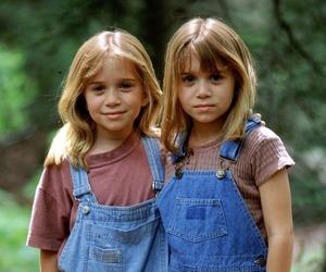 twins, ashley olsen, and olsen image