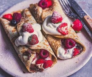 food, yummy, and sweet image